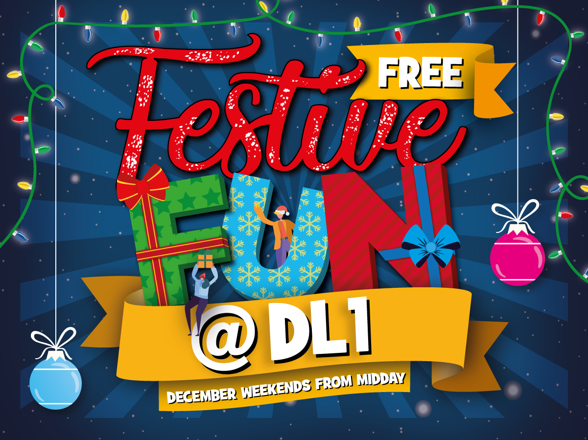 Winter Festive Fun – Celebrate Christmas at DL1