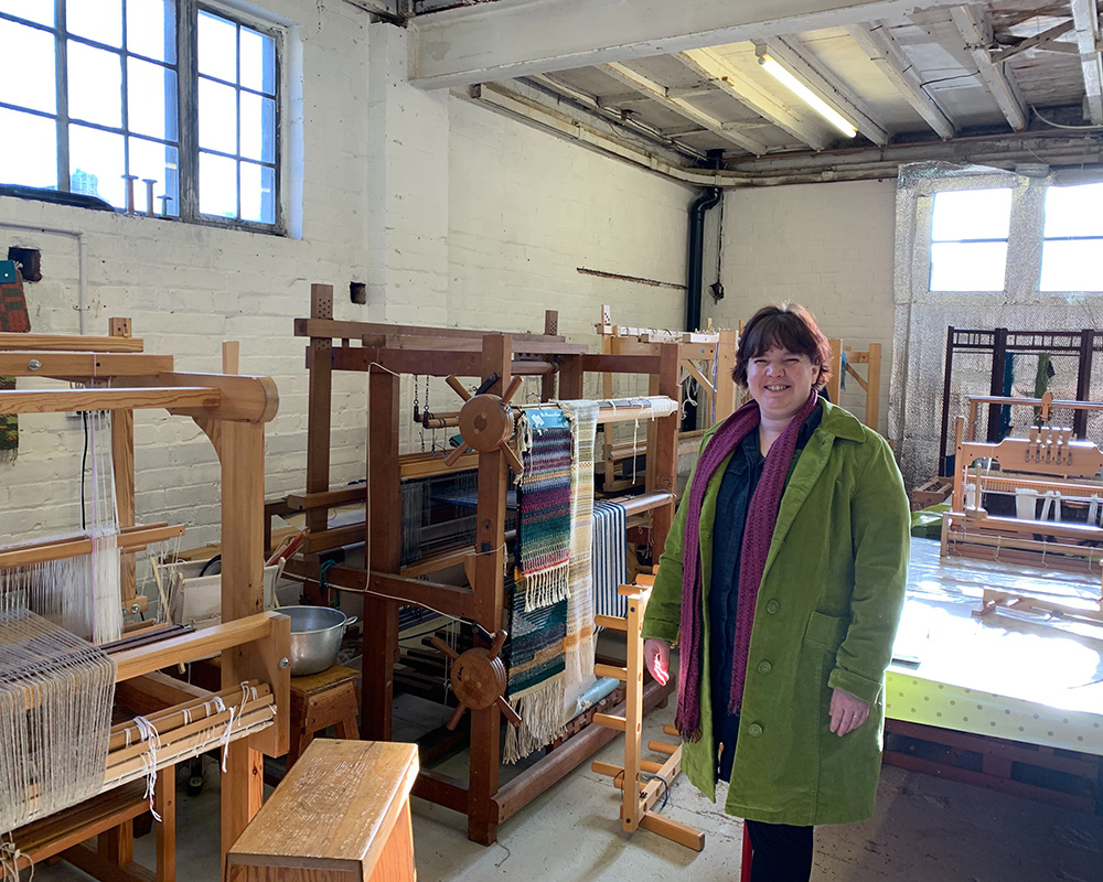 The Weaving Rooms weave their magic at Darlington Market