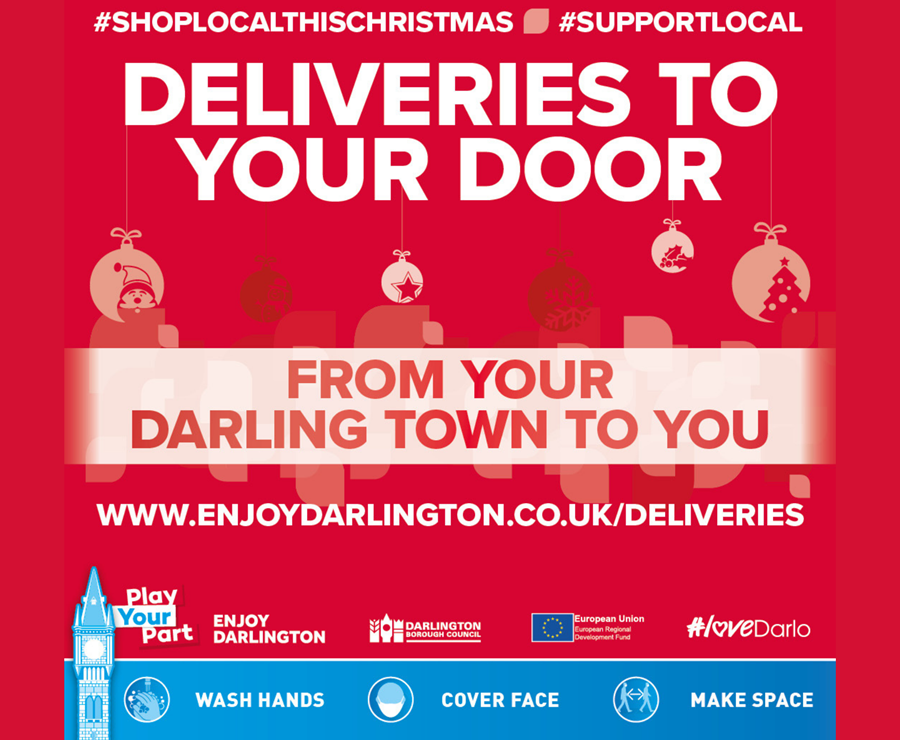 Go to Deliveries Available